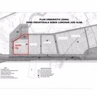 Teren 28979 Mp Intre Sebes Si Alba Iulia, Zona Industriala + Constructie