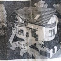 Teren Cu Fundatie Si Proiect Casa Sebes-Lancram