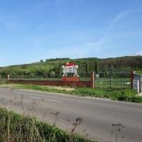Teren Sebes 8600 Mp cu proiect hala industriala si fundatii turnate