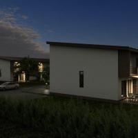 Proiect Nou. Case Cuplate De Vanzare In Petresti-Sebes