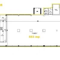 Exclusiv. Spatiu Comercial De Vanzare Sebes 553 Mp. Comision 0.